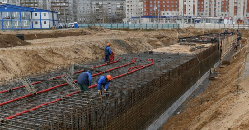 Нижегородская область получит 645,5 млн руб. настроительство метро