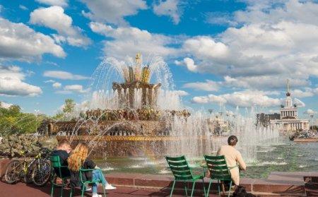 В какую сумму столичные власти оценили реставрацию «Каменного цветка» на ВДНХ