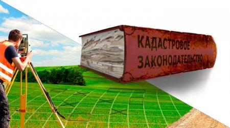 Кадастровое законодательство: приняли «прогрессивный» закон и получаем его бурную корректировку