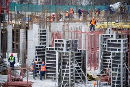 В каком районе Москвы ожидается новое масштабное строительство