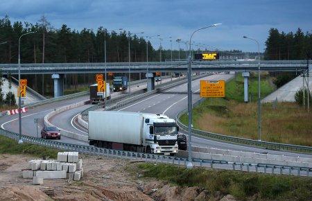 Во сколько обойдется строительство Восточного скоростного диаметра в Петербурге