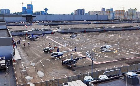 Какую сумму направят на возведение вертолетного комплекса в Батайске