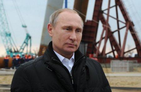 Когда Путин просит открыть Крымский мост для автомобилистов