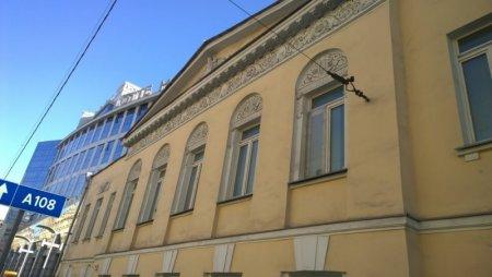В центре столицы обнаружен незаконный ремонт исторического здания