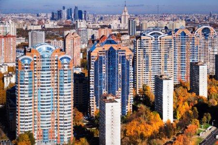 В Москве серьезно выросло число высоток