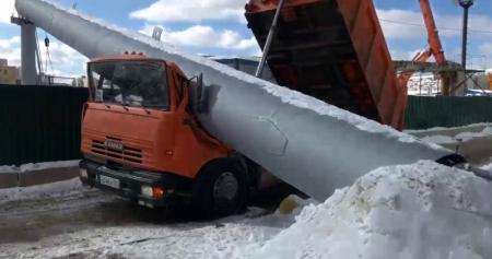 В Москве на стройке БКЛ метро произошло страшное трагическое ЧП