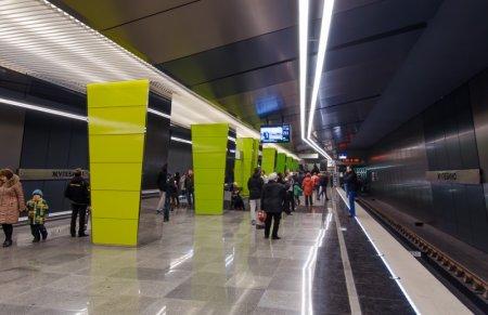 Какие станции фиолетовой ветки метро Москвы закроются на неделю