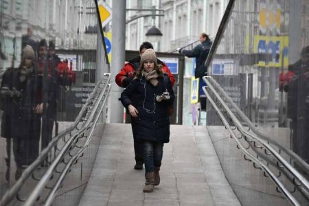 Когда в Москве завершат реконструкцию перехода от метро «Театральная» на ул. Никольскую