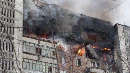 Что произошло в результате взрыва газа в мурманской пятиэтажке