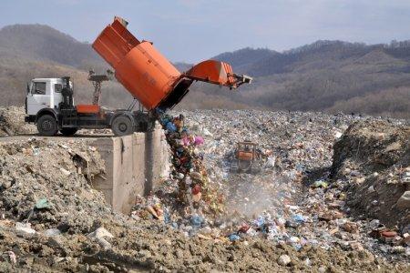 Как оборудуют новые полигоны отходов в Подмосковье