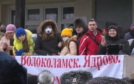 Куда заселяют жителей отравленного Волоколамска