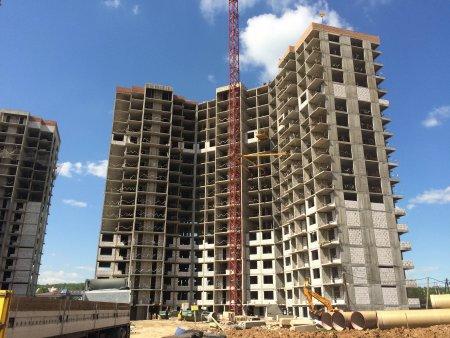Кто будет подрядчиком строительства домов ФСК «Лидер» в Петербурге
