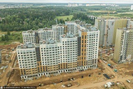В каких новостройках Москвы дешевле всего купить квартиру