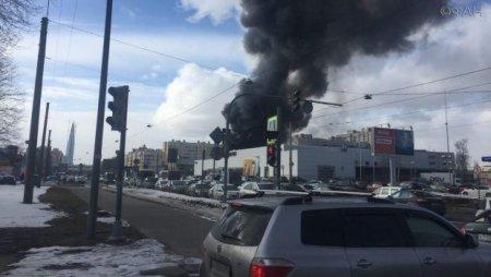 Что способствовало распространению пожара в Кемерово