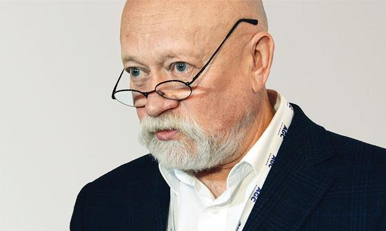 Николай Шумаков поздравляет ИА «Строительство»