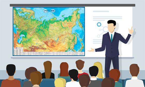 В России есть территория и планирование, а вот территориального планирования нет