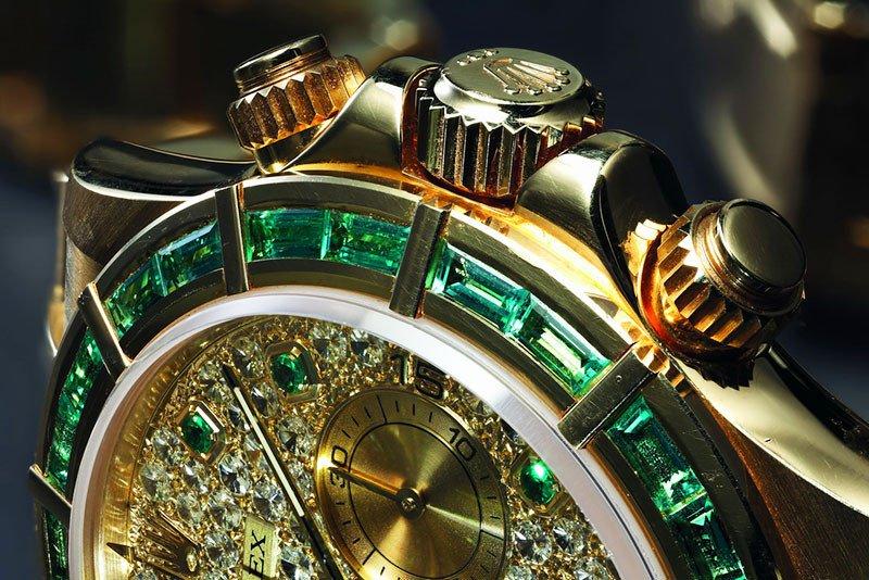 Завод золотых часов построят наюге столицы