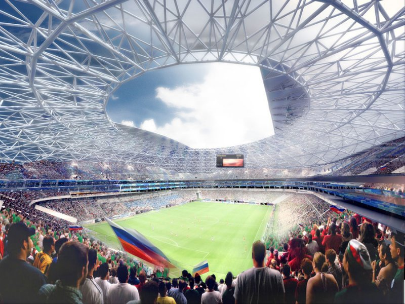 Стартует продажа билетов на 1-ый матч на«Самара Арена»