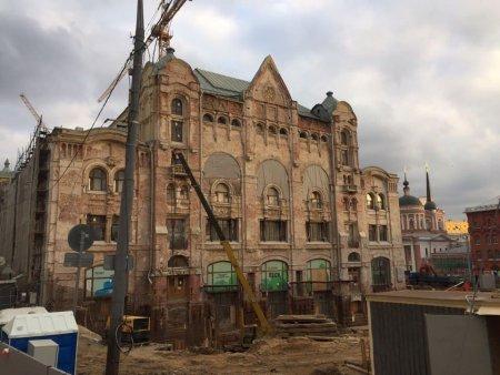 Сдача Политехнического музея в Москве оттягивается на годы