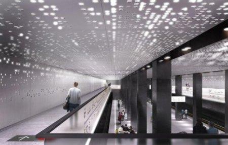 Сколько километров метро проектируется в Москве