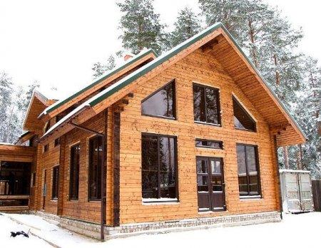 Сколько покупателей выбирают в Подмосковье деревянные дома