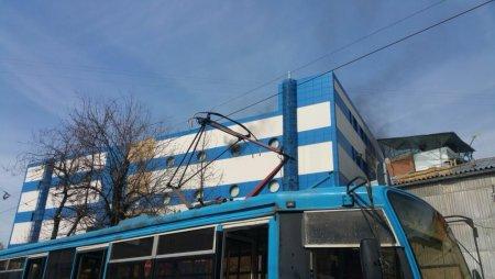 Спецслужбы установили очаг возгорания в ТЦ «Персей»