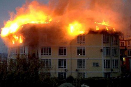 Что выяснилось при проверке документов горевшей в Сочи многоэтажки