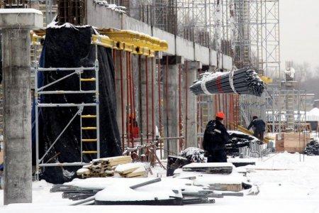 Сколько построили в столице за первый квартал