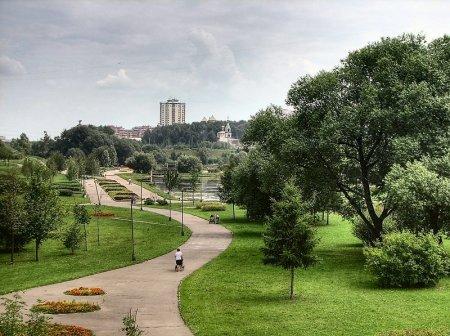 В каком районе Москвы откроют рельефный парк