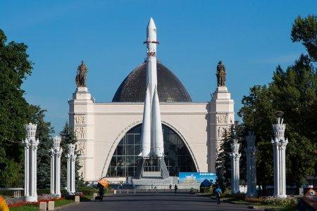 Власти Москвы назвали дату открытия павильона «Космос»