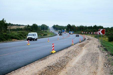 Кто займется реконструкцией магистрали М-1 в России