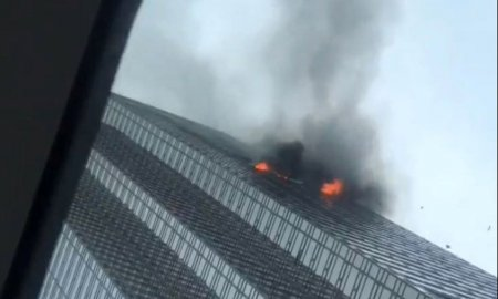 Раскрыта причина пожара в Trump Tower квартире