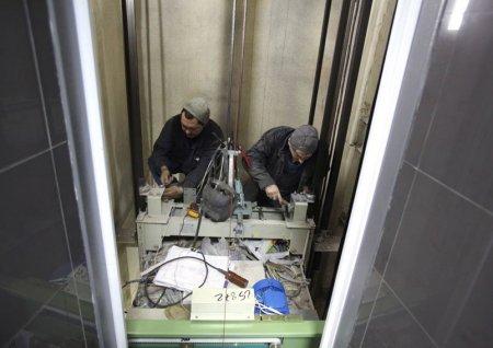 Как в ГД ужесточили контроль за пользованием лифтов