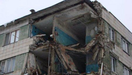 Что стало причиной обрушения здания в Кургане
