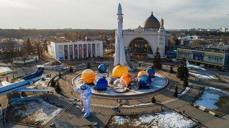 Кто поставил материалы для реконструкции павильона «Космос» на ВДНХ