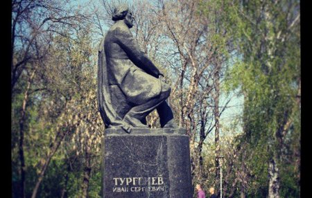Кто профинансирует установку памятника Тургеневу в Москве