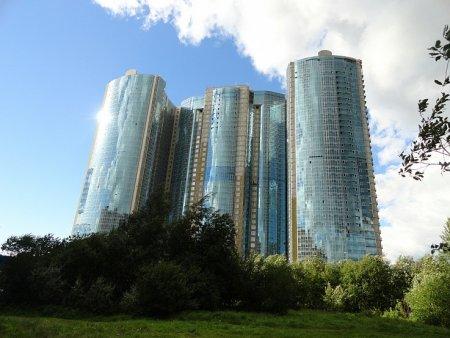 В каких регионах России построены самые высокие дома