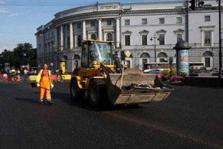 В какую сумму обойдется ремонт Невского проспекта