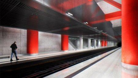 Изменился проект станции метро столицы «Нижние Мневники»