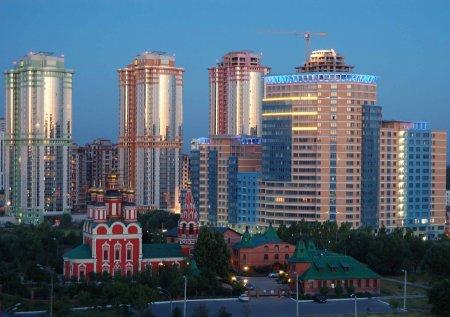 В столице реализовано рекордное число новых квартир