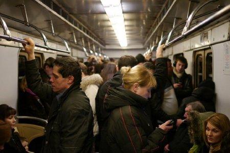Как хотят контролировать пассажиров метро Москвы