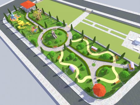 Кто разработает проекты благоустройства российских городов