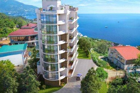 Объём ввода жилья в Крыму вырос втрое