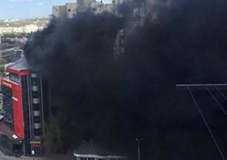 В центре Кишинева произошло два серьезных пожара