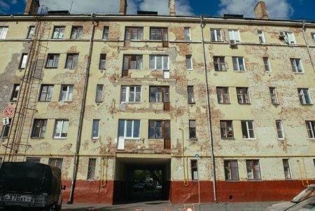 Кто попросил Собянина о содействии в реконструкции московских пятиэтажек