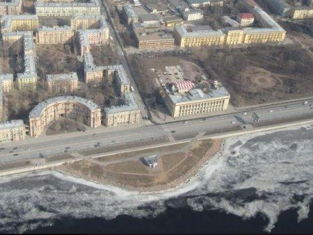 Почем продают полуостров в Петербурге