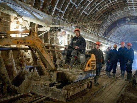 Какую станцию начали строить на БКЛ метро