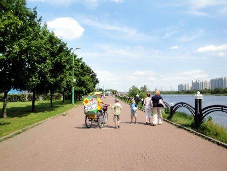 Как облагородят парк 850-летия Москвы