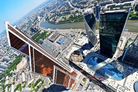 Московские небоскребы: вызов времени или новый семейный формат жилья