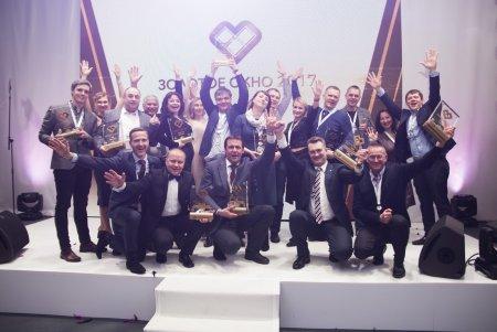 profine RUS поздравляет компанию «Велис Пласт» с победой в премии «Золотое окно 2017»!